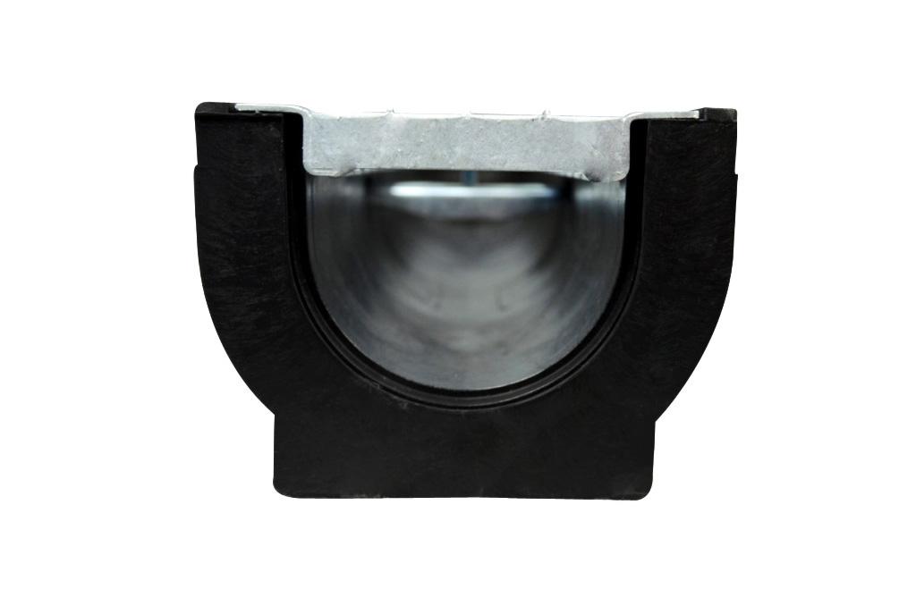 kunststoff entw sserungsrinne inkl maschenrost verzinkt kl a15 bis 1 5 tonne ebay. Black Bedroom Furniture Sets. Home Design Ideas