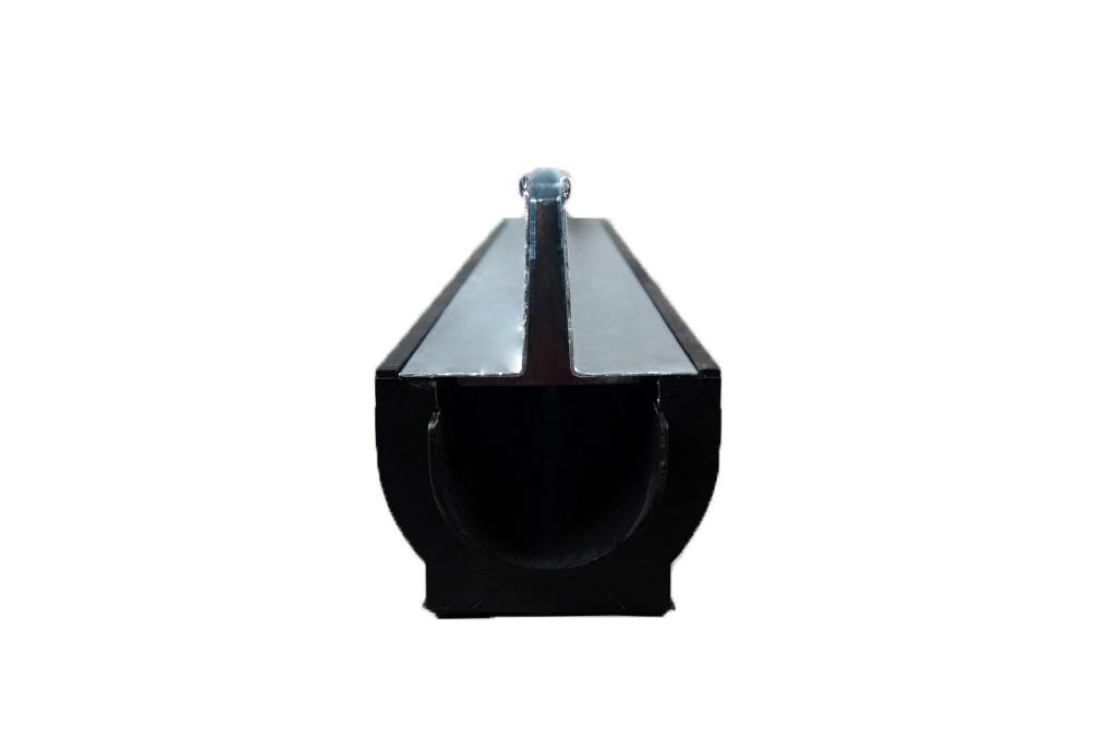 c-250 bis 25t Kunststoff Entwässerungsrinne Schlitzrinne verzinkt kl